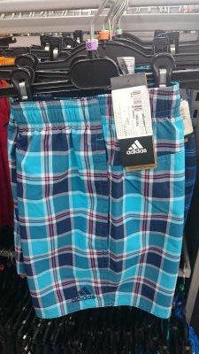 Скидка на мужские шорты Adidas