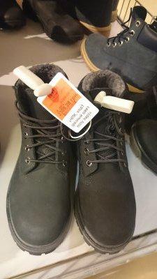 Ботинки Timberland детские со скидкой