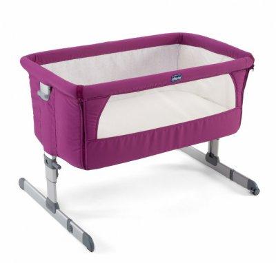Детская кроватка Chicco Next 2 Me со скидкой