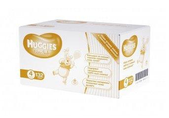 Подгузники Huggies Elite Soft 4 по супер цене