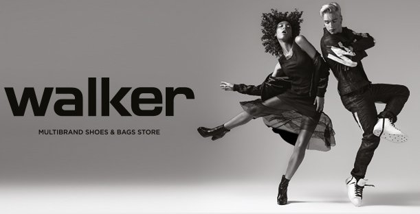 Брендовая обувь со скидкой до -30% в WALKER