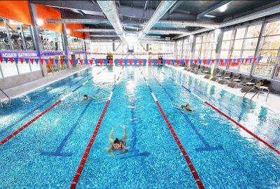Годовой абонемент Sport Life с бассейном по низкой цене