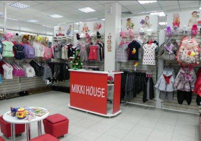 В Mikki -30% на одежду и обувь в Черную пятницу