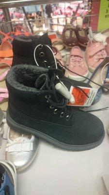 Детские ботинки Timberland по сниженной цене