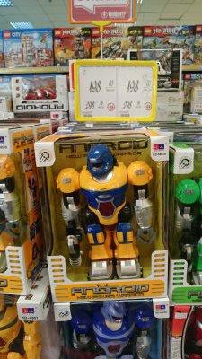 Игрушка-робот Android по супер цене
