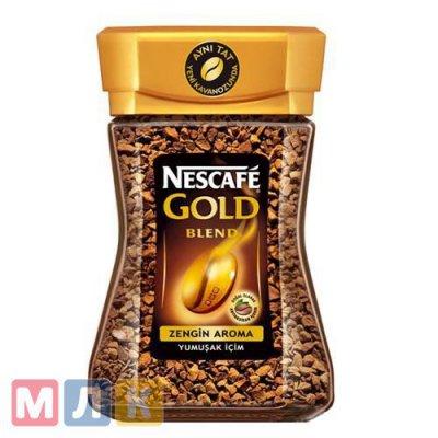 Nescafe Кофе Голд Ergos 50г - 43,01 грн