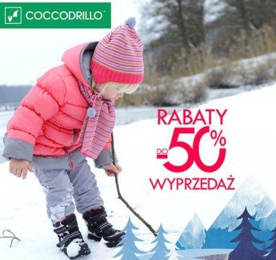 Скидки в магазинах Coccodrillo на коллекции Осень-Зима