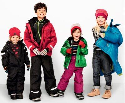 Скидки на зимнюю одежду и обувь для детей в СМИК!