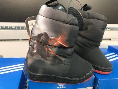 Детские ботинки Adidas по супер цене