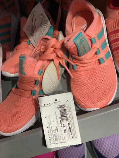 Кроссовки Adidas для девочки по супер цене