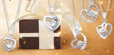 Розыгрыш ювелирных украшений в сети магазинов Золотий Вік!