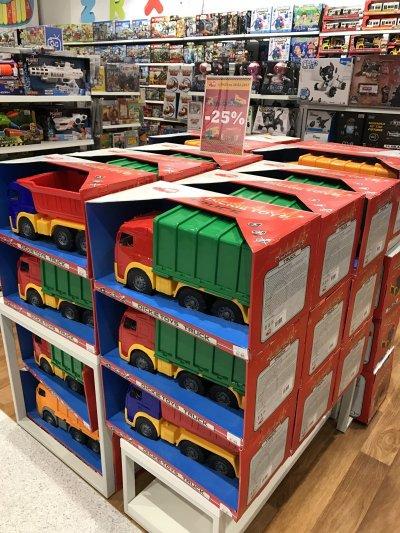 Машинки Dickie Toys со скидкой 25%