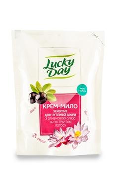 Жидкое мыло для рук Lucky Day Sensitive для чувствительной кожи