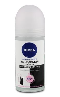 Дезодорант кульковий Nivea Pure Невидимий