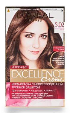 Стійка крем-фарба для волосся з потрійним захистом Excellence Crème