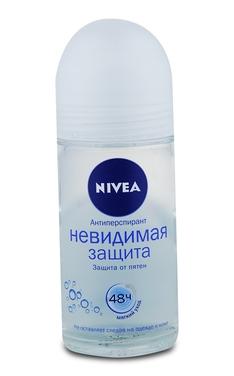 Дезодорант кульковий Nivea Невидимий Захист