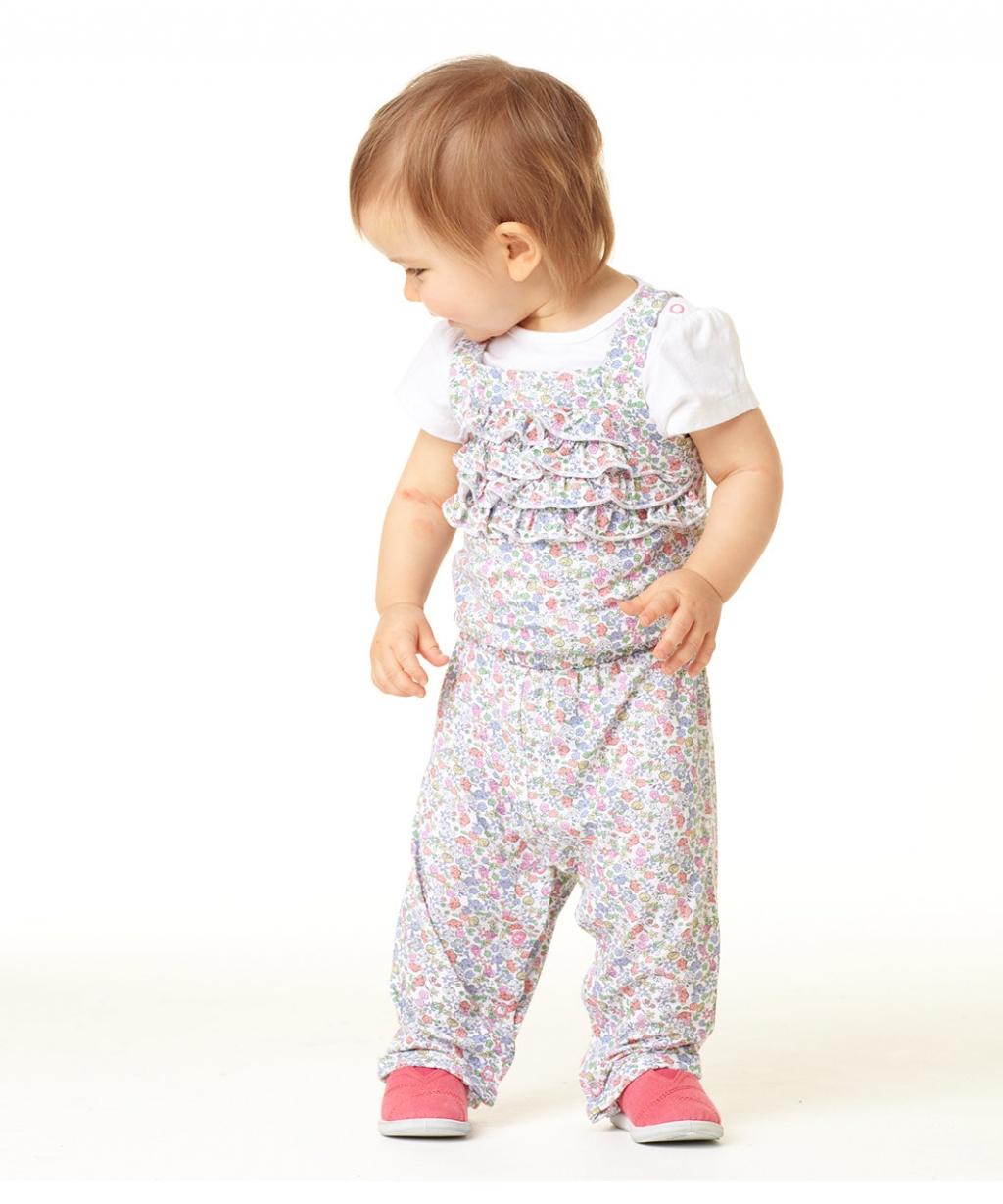 Набір з комбінезона та футболки (Mothercare)
