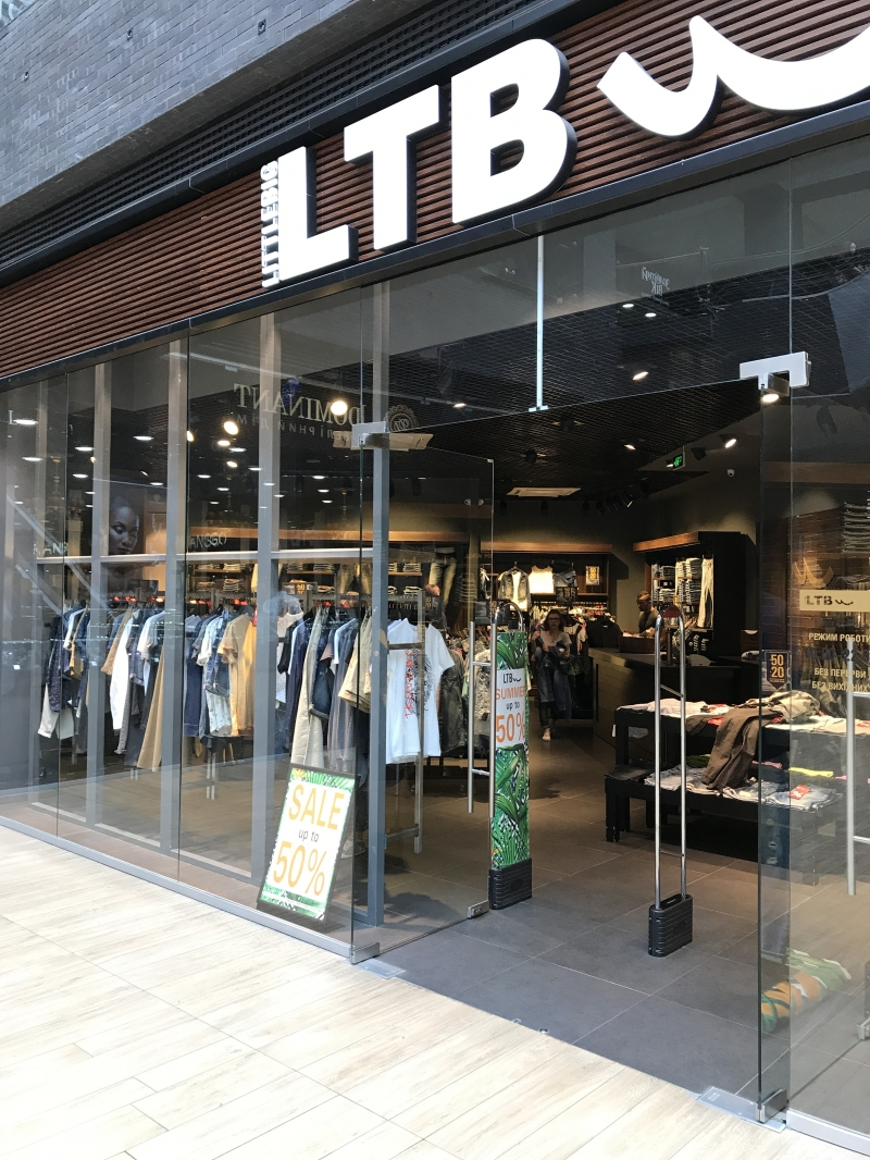 Скидки в магазине LTB Jeans до 50%!