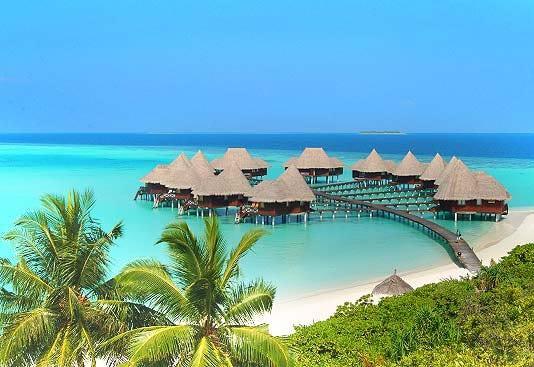 Тур на Мальдивы 5* по супер цене от агенства Мандруй Дешевле!