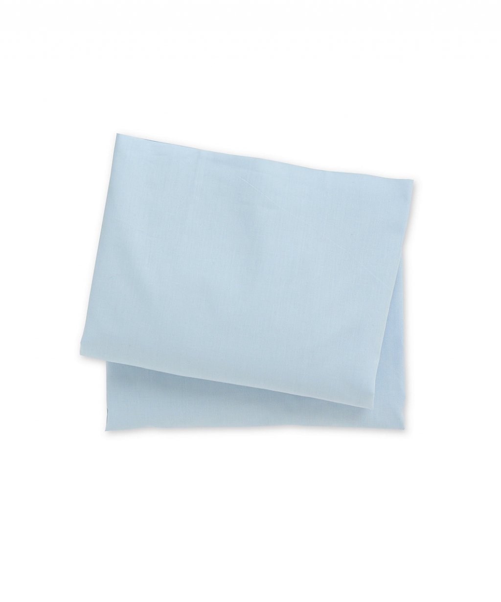 Простирадло на резинці 70 х 140 см - 2 шт. блакитний колір (Mothercare)