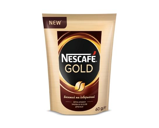 Кофе растворимый Nescafe Gold по сниженной цене