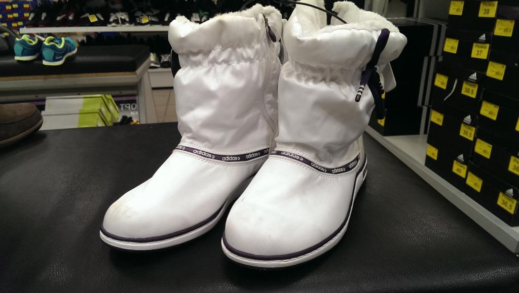 eaf60bfa1 ... Женская обувь · Adidas Дисконт Центр · Зимние сапоги Adidas Originals