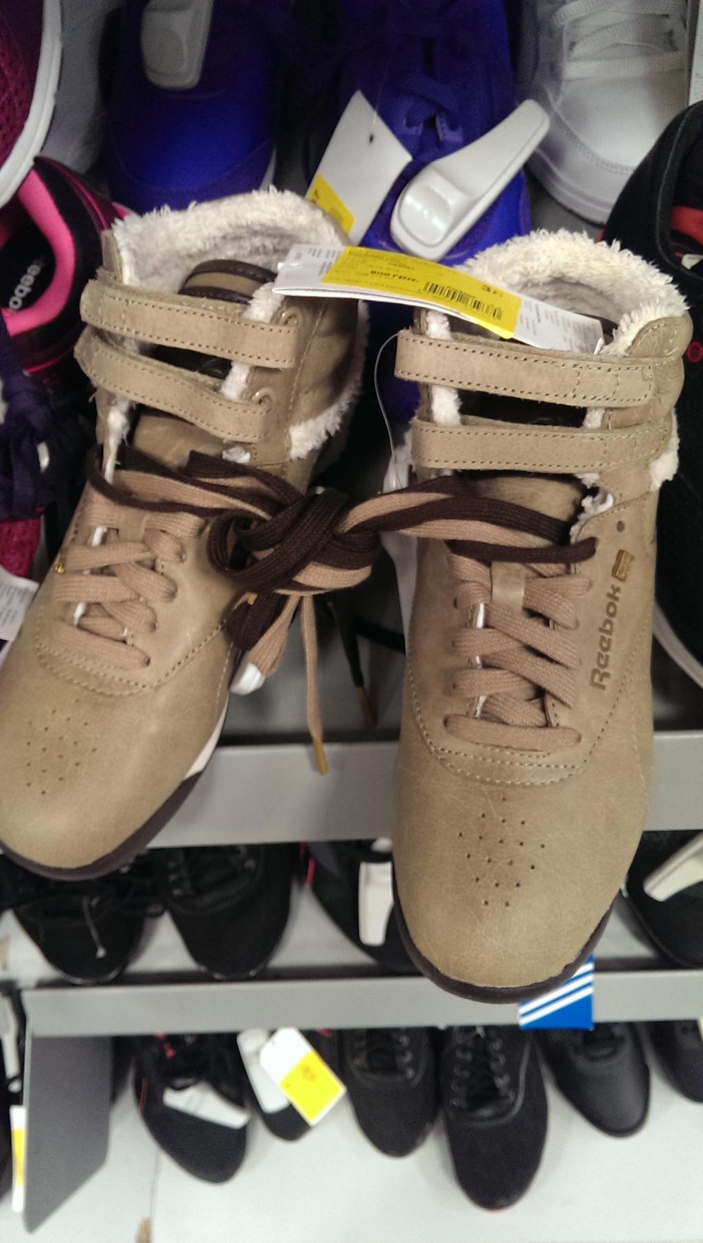 Женские зимние кроссовки Reebok купить со скидкой   Adidas Дисконт ... 2cedd9772aa