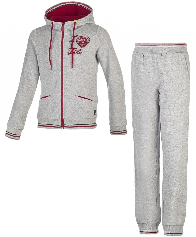 Спортивный костюм для девочек Fila AW15CLG008-92 купить со скидкой ... 2509bd43e85