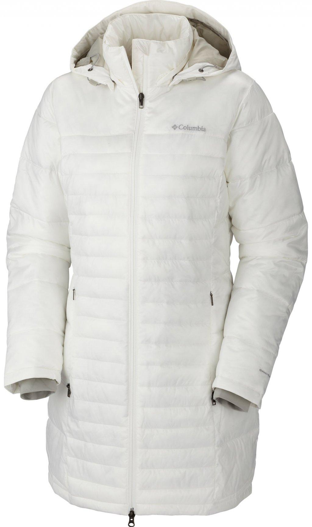 78bf6891f52 Куртка утепленная женская Columbia Powder Pillow Long купить со ...
