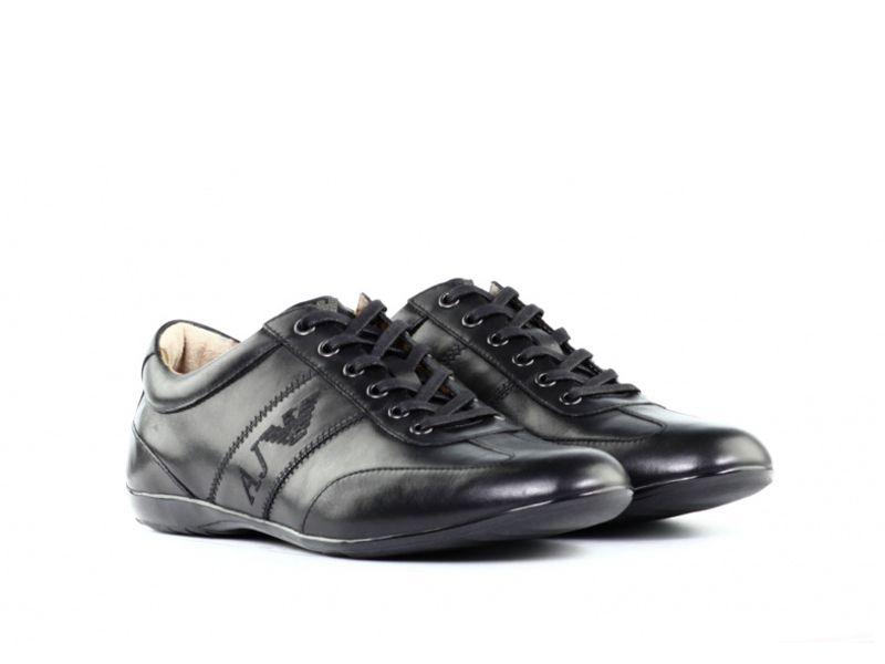 151a924b5bc6 Armani Jeans Кроссовки мужские модель EH101 купить со скидкой ...