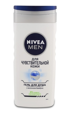 Гель для душу Nivea Men для чутливої шкіри купить со скидкой ... 287aee9968e2a