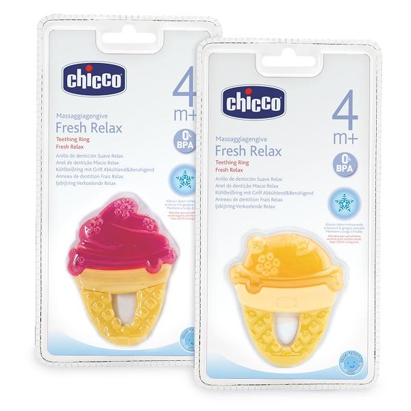 Зубное кольцо Chicco охлаждающее