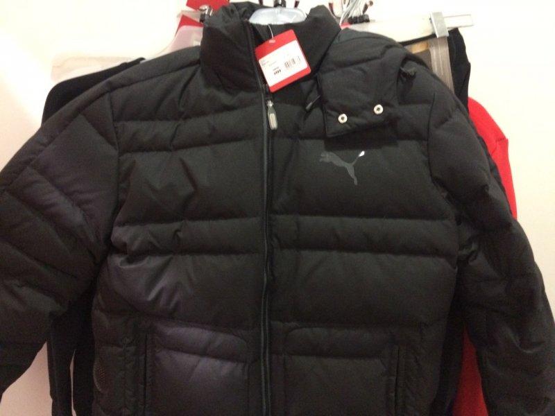 Зимняя курточка Puma со скидкой 40%! купить со скидкой   Плазма ТРЦ ... 7ea5f699bc8