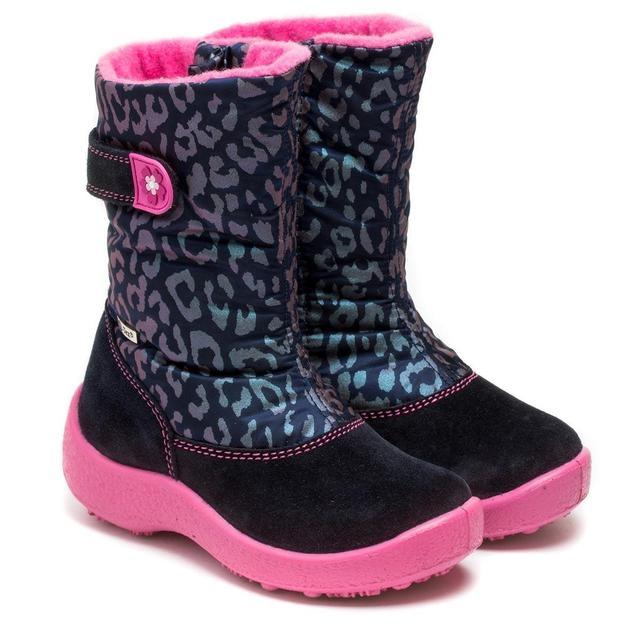 9260b0c3f Акция на зимние мембранные ботинки Флоаре Kapika для девочки купить ...