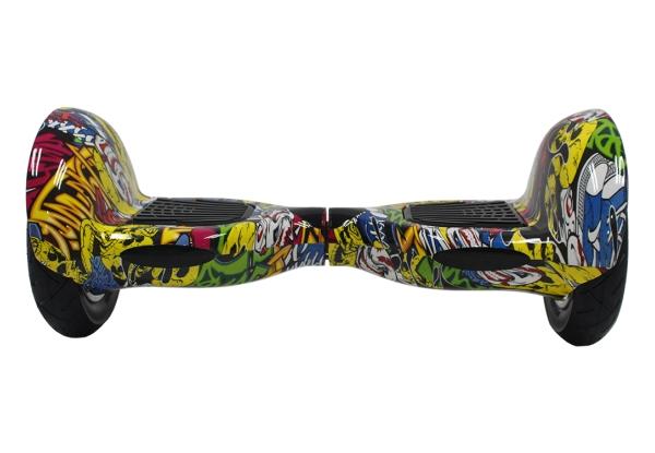 Рассрочка на гироборд ROVER XL2 10 Graffiti Yellow