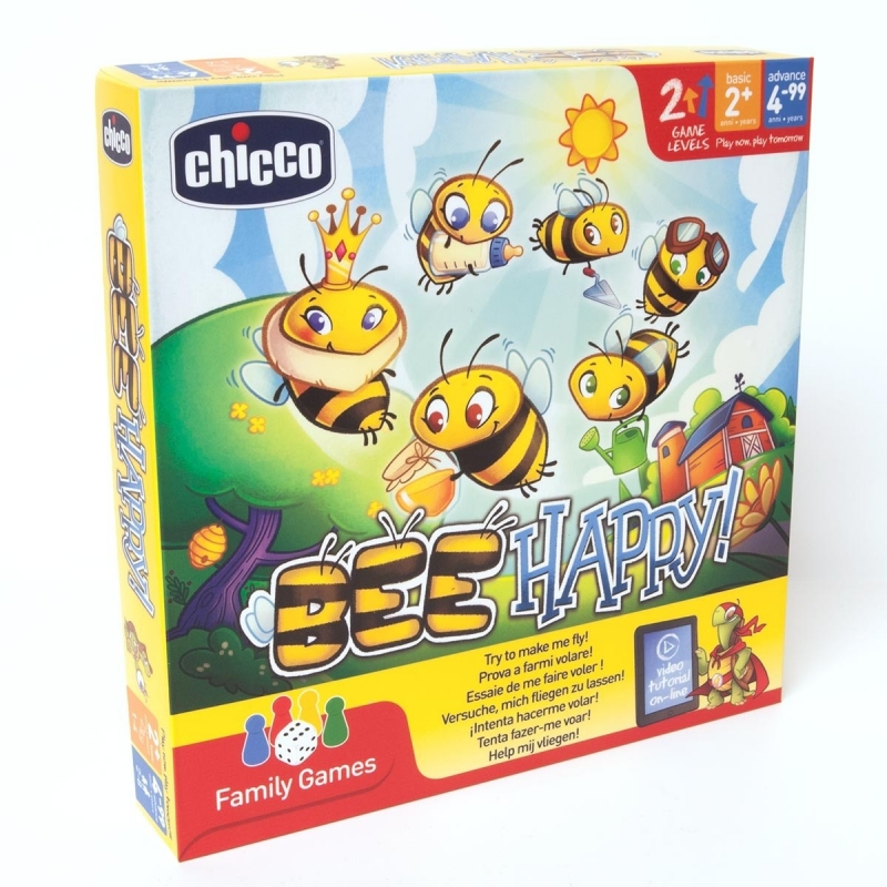"Развивающая игра Chicco ""Bee Happy"" со скидкой 20%!"