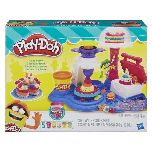 Скидка на игровой набор Play-Doh Сладкая вечеринка