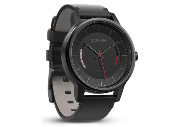 Смарт-часы Garmin Vívomove Classic Black в рассрочку