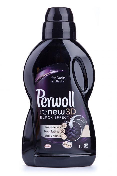 Скидка на гель Perwoll для черного 1 л