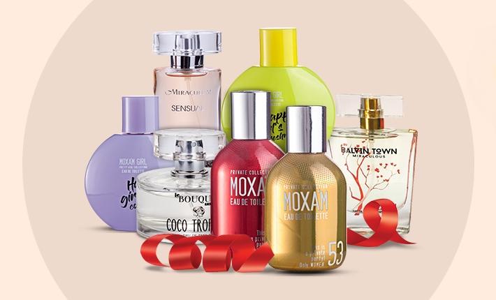 Акция 1=2 на парфюмерию в розничных магазинах ЕВА!