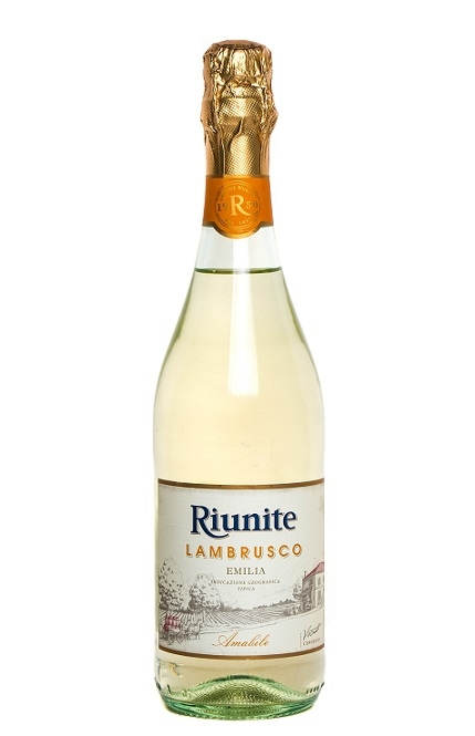 Игристое вино Riunite Lambrusco по акции