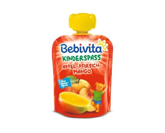Детское пюре Bebivita Kinderspass со скидкой