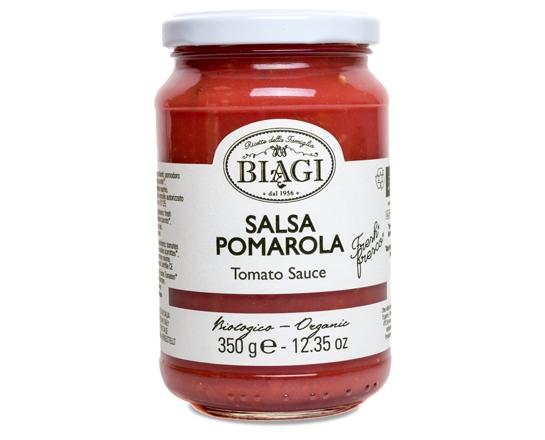 Скидка на соус томатный Biagi органик