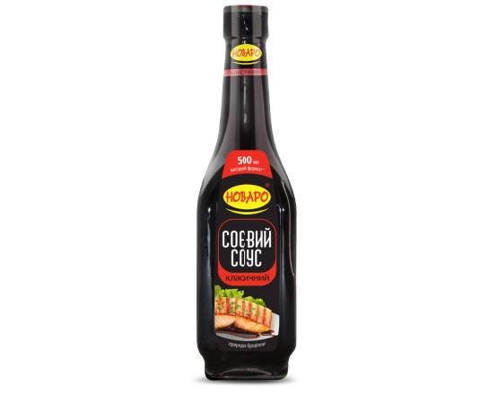 Соевый соус Новаро по сниженной цене