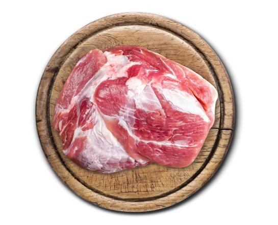 Свинина лопатка по сниженной цене