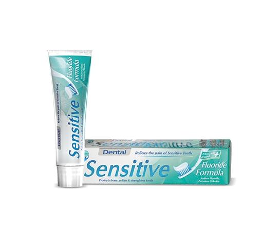 Зубная паста Dental Sensitive в ассортименте со скидкой