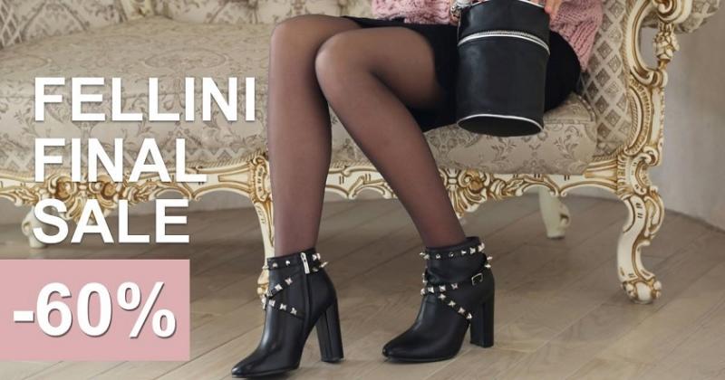 6eca208e5 Распродажа обуви в Fellini ко Дню Святого Валентина купить со ...