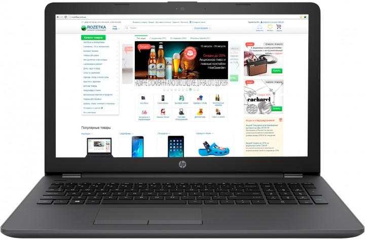 Суперцена на ноутбук HP 255 G6 Dark Ash!