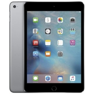 Apple iPad mini 4 with Retina display Wi-Fi 128GB Space Gray (MK9N2)