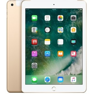 Apple iPad Wi-Fi + LTE 128GB Gold (MPGC2) 2017